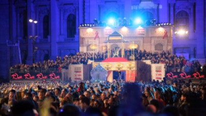 Life Ball 2013 - opening show
